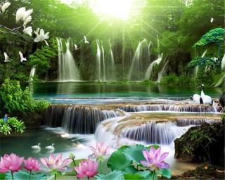 plantas-verdes-wallpaper-delicada-flor-de